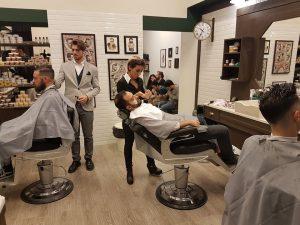 Barber shop su tutta milano